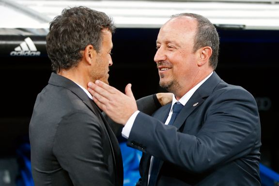 Real Madrids president: –Benitez har vår fulle støtte