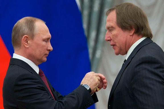 Putin inviterte til fest i Kreml. Da slo hans beste venn seg løs