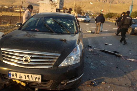Leder for iransk atomprogram drept i attentat – utenriksministeren anklager Israel for å stå bak