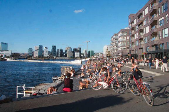 Aftenposten mener: Fjordbyen er en berikelse for Oslo