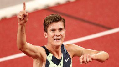 Jakob Ingebrigtsen brøt drømmegrense og satte ny europeisk rekord
