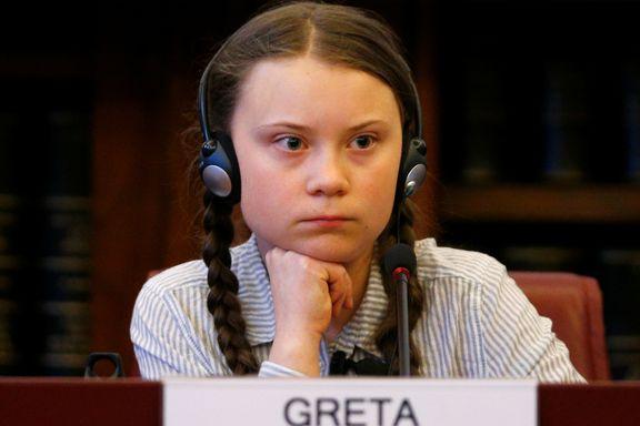 Hva hadde du fått til da du var 16 år? Greta Thunberg er på listen over verdens 100 mest innflytelsesrike.