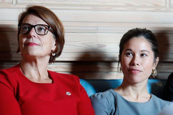 Lan Marie Berg trues med mistillit etter krass kritikk