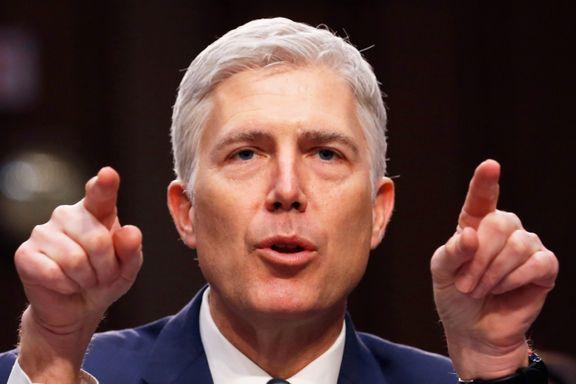 Den bitre striden rundt denne mannen er så stor at demokratene nå gjør noe ingen har gjort i Washington siden 1968.