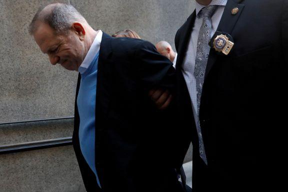 Kvinnene som rettet anklager mot Weinstein jubler: – Vi tok deg