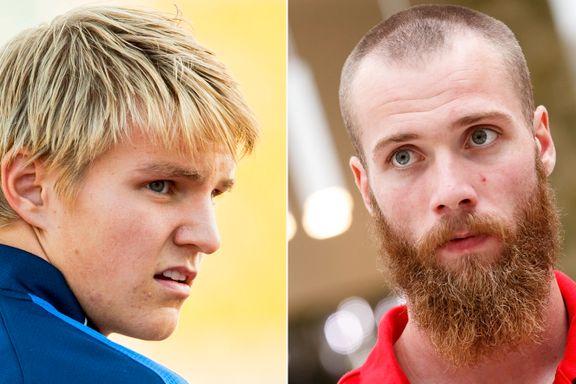 «Velg den skjeggete vikingen i stedet for Ødegaard, Høgmo»