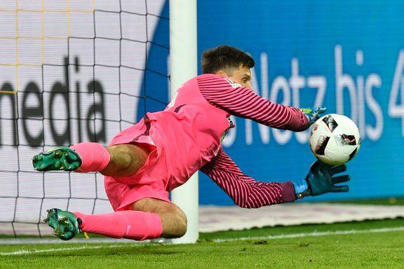 Jarstein overlistet stjernen og tok sin første Bundesliga-straffe