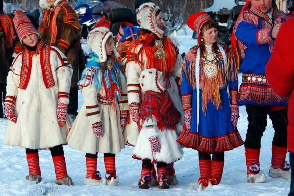 Samisk ungdom får mer selvtillit av egen kultur