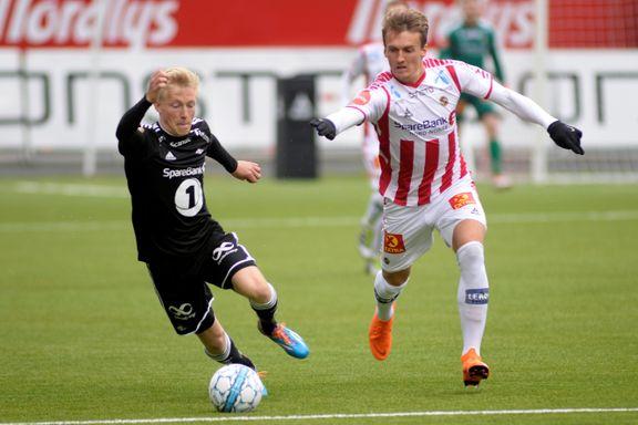 «Gutan» lader opp til Rosenborg-kampen i Trøndelag