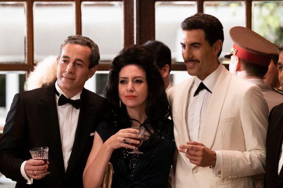 «The Spy» med Sacha Baron Cohen er en liten seier av en spionserie