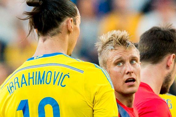 Blir Zlatan og Sverige siste hinder for Norge?