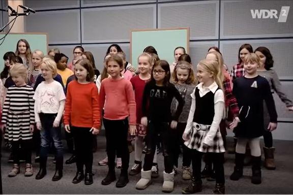 Barn sang at «bestemor er et miljøsvin». Høyreekstreme demonstrerte, og TV-ansatte fikk drapstrusler.