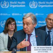 FN frykter at viruset vil få fotfeste i de mest sårbare landene
