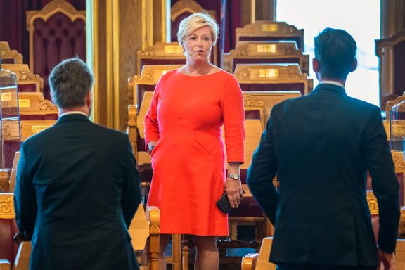 Nestlederne i Oslo Frp ber om ekstraordinært møte