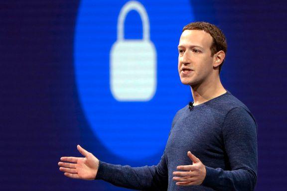 Oljefondet prøver å vingeklippe Mark Zuckerberg, men får ikke rikket på ham