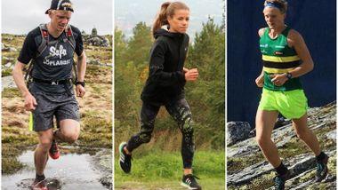 De er noen av landets beste løpemosjonister. Her er deres treningstips til andre.