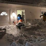 Flere hundre evakueres i Lofoten på grunn av skredfare