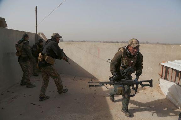 Mange sivile drept i Mosul-angrep