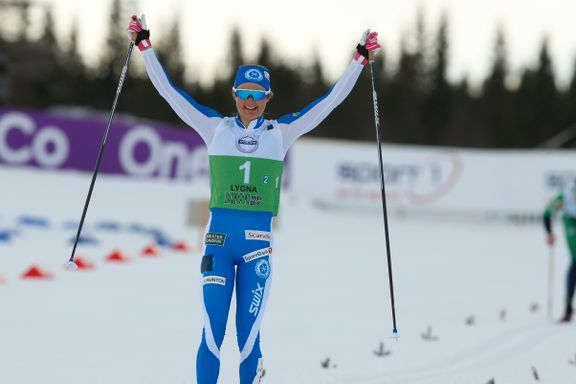 Ingvild Flugstad Østberg sørget for knockoutseier i NM