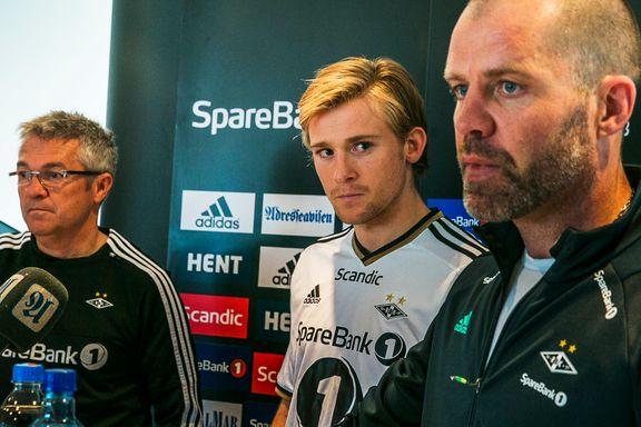 - Jeg er fornøyd med å komme til Norges største klubb