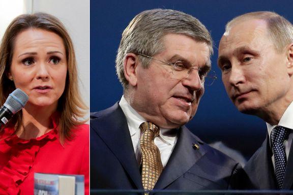 Helleland med kraftig kritikk mot OL-komiteen: – Jeg klarer ikke stole på dem