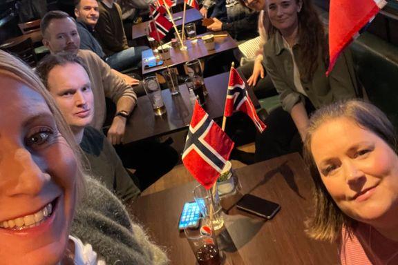 Her jubler familien for Anna hjemme fra Tromsø: – En kjempeprestasjon