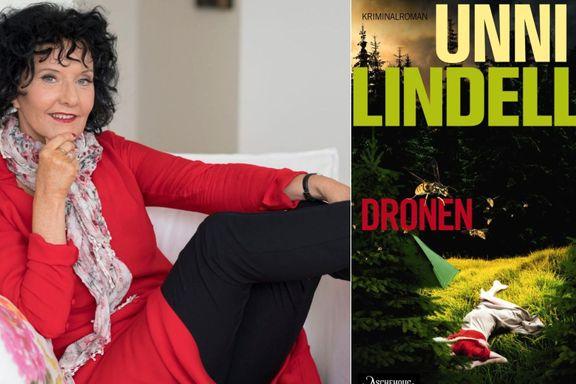 Unni Lindell er på stigende kurs i sin nye krimroman