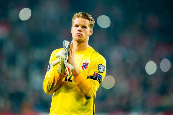 Nyland får konkurranse av tidligere Liverpool-keeper