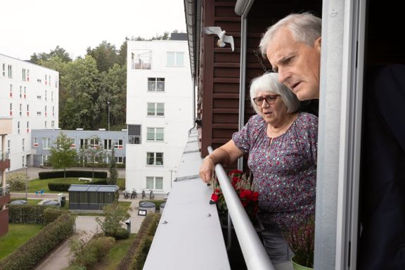 Støre med ti løfter til eldre som bor hjemme