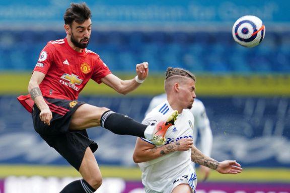 Fra 6–2 til 0–0: Solskjær og Manchester United målløse av banen mot Leeds
