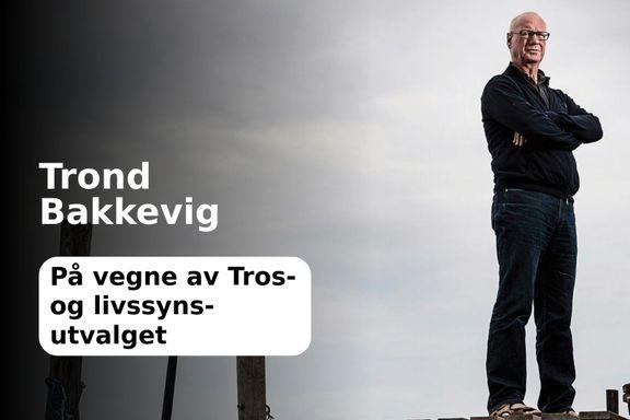 En ny tros- og livssynspolitikk for Oslo