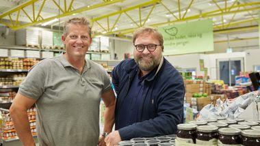 Matsvinn er god butikk: Nå vil Holdbart innta hovedstaden