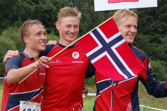Norge tok stafettgull i junior-VM: – Helt utrolig