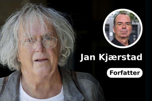 Dag Solstad er utsatt for kritikk, ikke majestetsfornærmelse