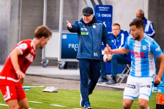 Sandnes Ulf slo marerittmotstanderen og sniker seg innpå opprykksplass