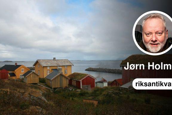Fredningslisten må fortelle alle typer historier om Norge og det norske   Jørn Holme