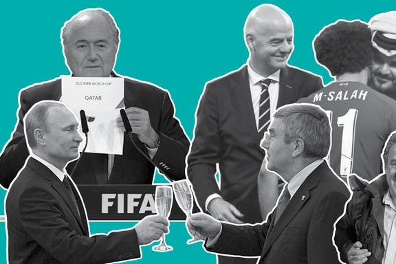 En kø av skandaler har rystet idretten det siste tiåret