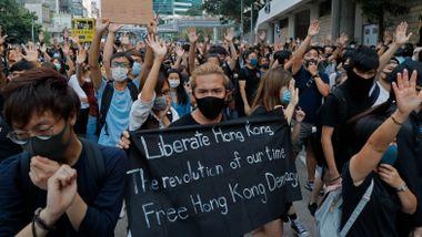 Hongkong-fredspris vil provosere Kina, tror eksperter