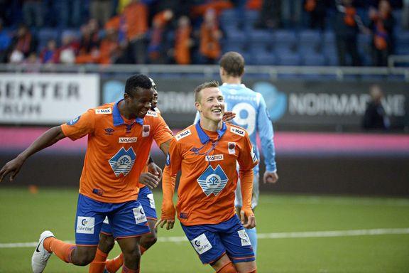 Aalesund-spiller ønsket av Rosenborg