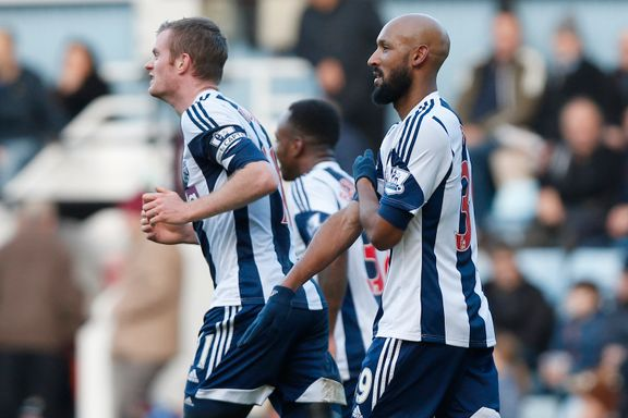 Anelka forlater West Bromwich