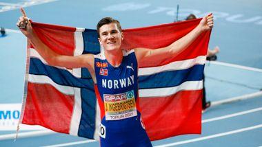 Johan Kaggestad overbevist om at Jakob Ingebrigtsen kan true legendens verdensrekord