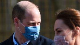 Prins William sier den britiske kongefamilien ikke er rasistisk