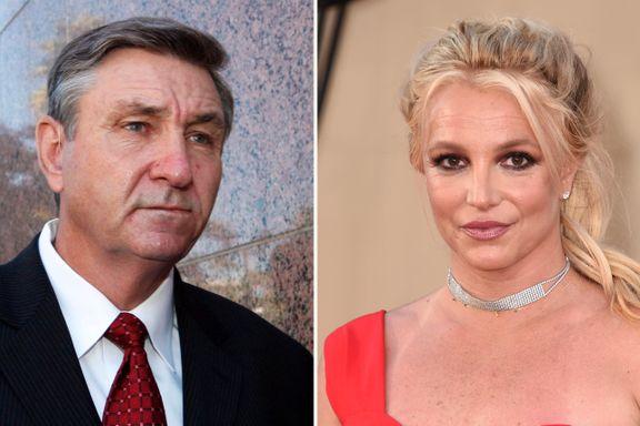 Britney Spears' far fjernes som hennes verge