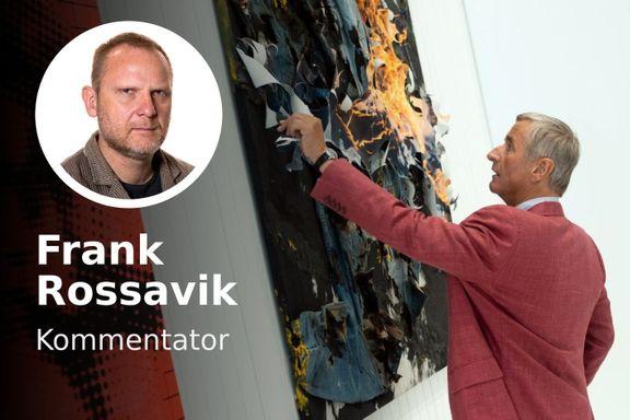 Sveaas' donasjon illustrerer hvor viktige private samlere er blitt