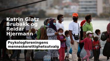 Moria-flyktningene må slippe å mellomlande på mottak