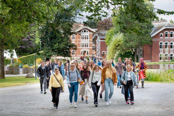 8 gode grunner til å studere ved Norges vakreste universitet