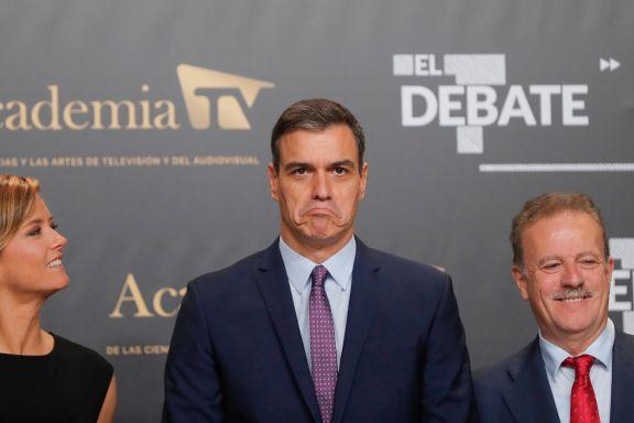 Han vinner trolig valget igjen. Men for den spanske sosialistlederen er det ingen jubel i vente.