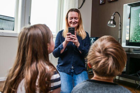 Hun spår bråk når «bloggerbarna» blir voksne.