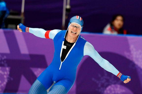 Dette skjer i OL i dag