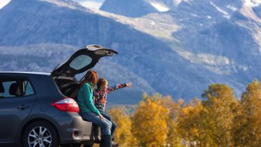 Norgesferie med elbil? Klart du kan! Her er tips til tre bilturer uten rekkeviddeangst.
